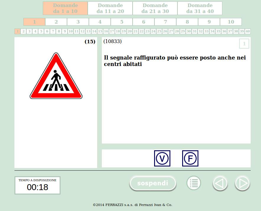 Quiz online - Autoscuola Haslach